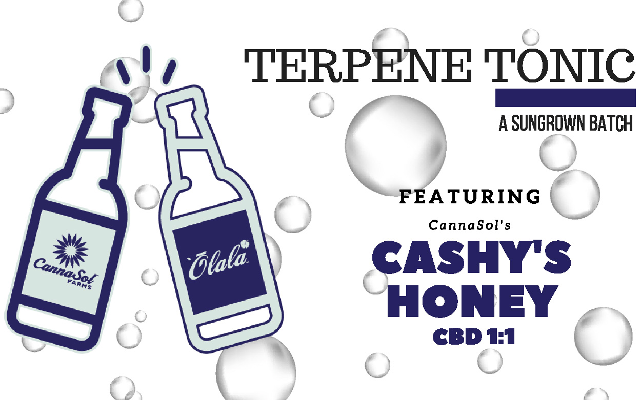 Terpene Tonic Launch CannaSol Farms